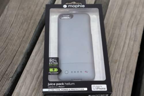 行動電源加上保護殼 Mophie幫你安全搞定超輕便