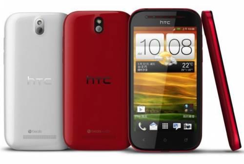 中階手機再一發 HTC與中華電信合作-Desire P鳳蝶機