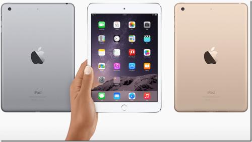 iPad Air 2 登場的意義?平板市場走入中年期?