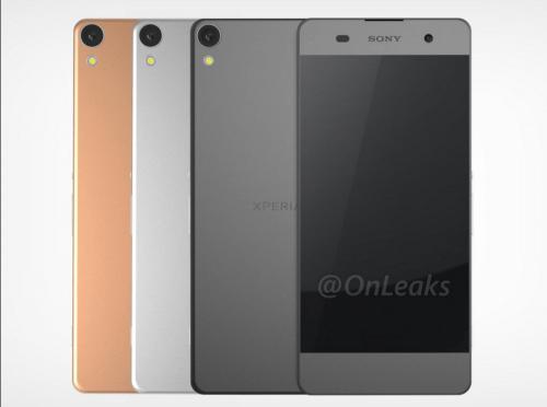 極窄邊框定案 Sony XPERIA C6 正反面設計曝光