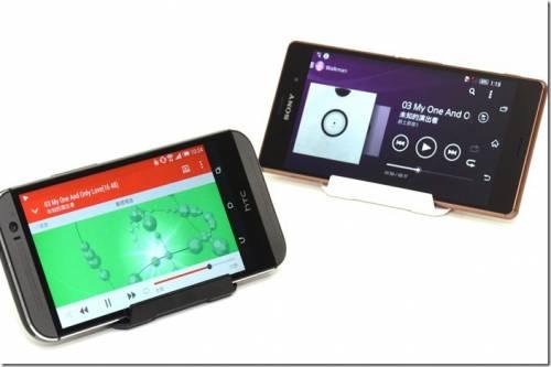 HTC One M8 VS Sony Xperia Z3 內建揚聲器大對決