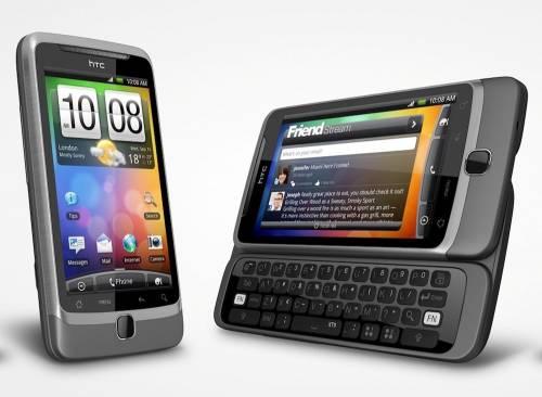 [科技回顧]滿足你的渴望 2010年 HTC Desire 系列回顧