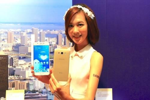 輕薄全金屬 Samsung Galaxy A8即日上市