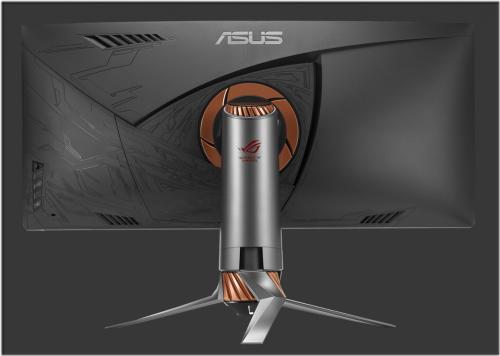 華碩玩家共和國推出首款曲面電競顯示器ROG Swift PG348Q