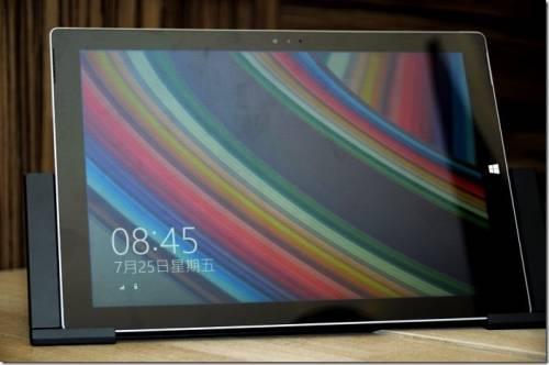 Surface Pro 3登台 更輕更薄螢幕更大