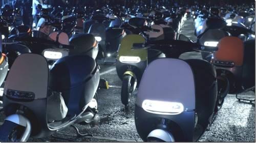 Gogoro 12月銷量衝破千台 台北捷運將加入 Gogoro 能源網路