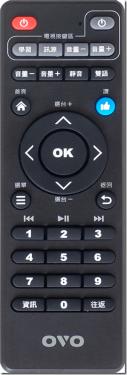 OVO TV 台灣人的智慧電視盒 非陸貨非貼牌 募資招集中