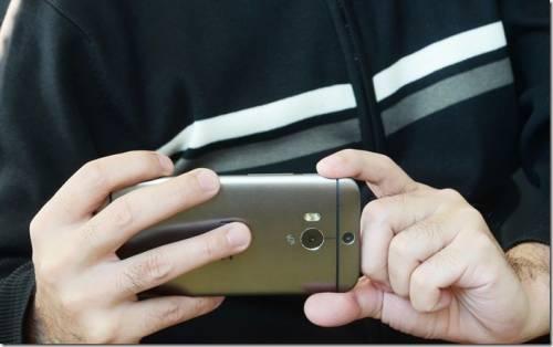 HTC One M8 Duo景深相機之前景突顯