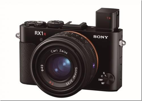 隨身小型相機王者 Sony Cyber-ShotTM RX1R II 掌中全幅新進化 超解析登峰造極