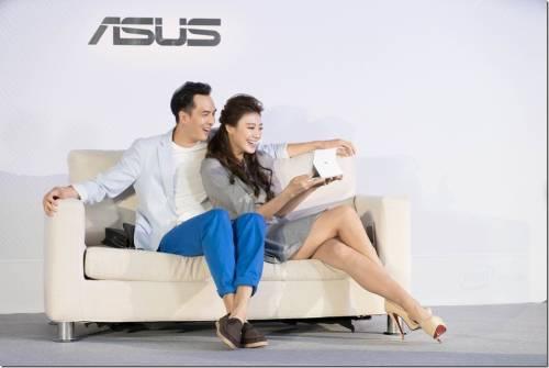 華碩ZenPad追劇神器發威! 精彩演繹行動智慧新生活