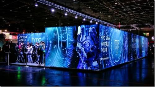 HTC Vive再獲榮耀 勇奪Paris Games Week 2015大獎
