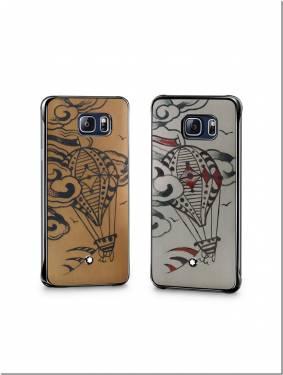 萬寶龍與三星合作 推出 Galaxy Note 5及Galaxy S6 edge+專屬手繪刺青紋飾保護皮套