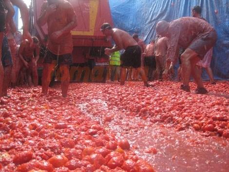 [Google Doodle] 不可思議的番茄大戰居然也 70 週年了!