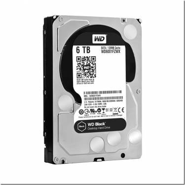WD 桌上型高效能硬碟提供極致效能 容量擴充至6 TB WD Black硬碟