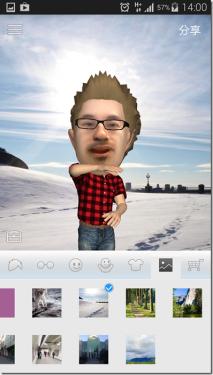為你自己打造3D人像 Insta3D 3D拍拍動手玩