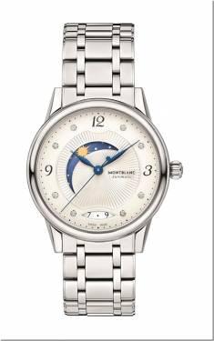 萬寶龍為女性所設計的兩款腕錶 為優雅的寶曦系列注入新意