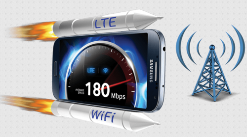 Download Booster LTE + WiFi讓你下載更快速