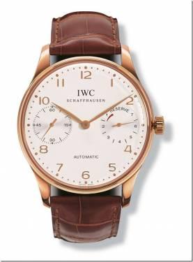 沙夫豪森 IWC 萬國錶慶賀 葡萄牙系列75週年 經典歷史錶展