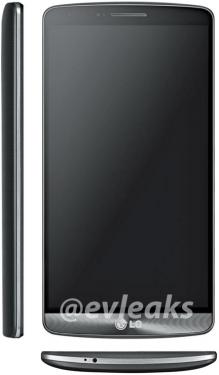 LG G3即將登場 規格提前曝光?