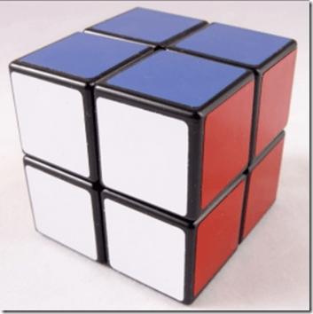 [Google Doodle] 腦力激盪 魔術方塊 扭計骰 魔方 發明40周年