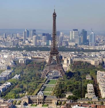 [Google Doodle]艾菲爾鐵塔126歲囉!法國最著名的文化象徵