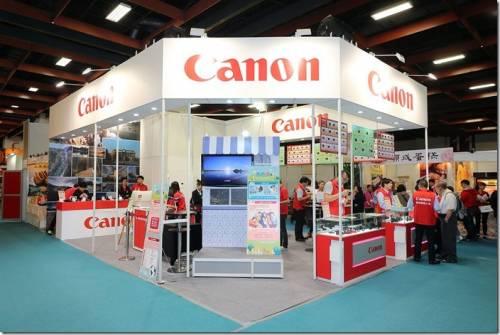 Canon進駐春季旅展 達人講座傳授攝影撇步