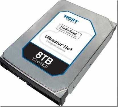 HGST 氦氣密封式硬碟應用部署再創新高 樹立應用可靠度里程碑