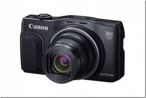 Canon推出兩款薄型高倍變焦類單眼相機 春暖花開旅遊新選擇