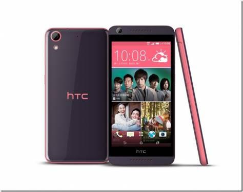 HTC DESIRE 626新色魅力紫 輕鬆展現自我風采