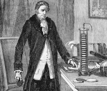 [Google Doodle] 沒有他就沒有電池!亞歷山德羅·伏打 270 歲誕辰