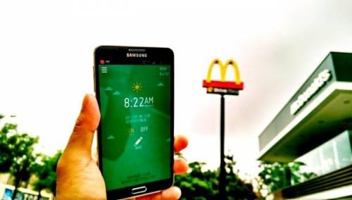 讓驚喜喚醒每個早晨 麥當勞推出首支APP