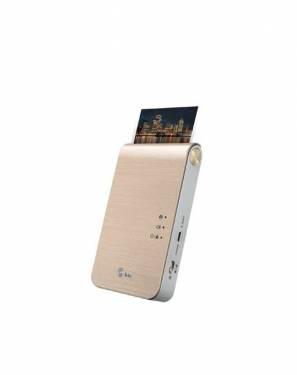 LG Pocket Photo抱抱機 賀歲新色璀璨金 給你好運一整年