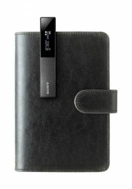 Sony ICD-TX650 極致輕薄數位錄音筆洗鍊上市