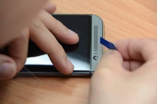 HTC One M8 imos專用保護貼 0.3mm 9H 採用康寧玻璃具高透光高保護功效
