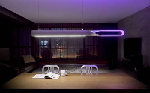 QisDesign Infinito Compasso和Hatha三款設計燈飾 榮獲日本G-Mark 2014肯定