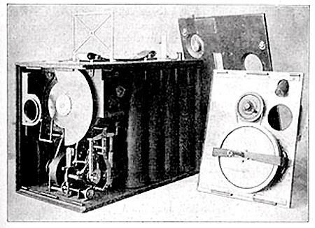 1910年自動攝影機取代手搖攝影機 百年最具影響發明