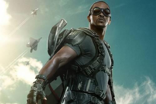 美國隊長 2 媲美格鬥電玩場面 觀後感