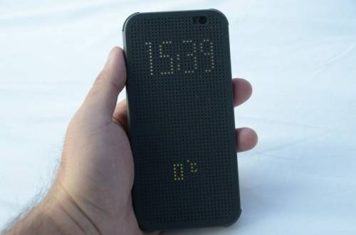 HTC One M8 Motion Launch 與 Dot View動手玩
