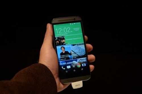 New HTC One M8 紐約直擊 景深鏡頭令人驚豔