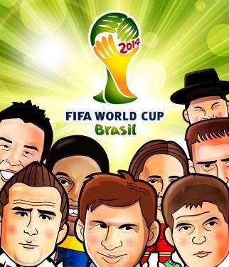 2014 世界盃足球賽 FIFA 16強賽程與電視網路轉播直播資訊