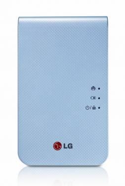 LG Pocket photo 3.0 陽光藍 隨拍即印即分享 編輯專屬夏日相簿