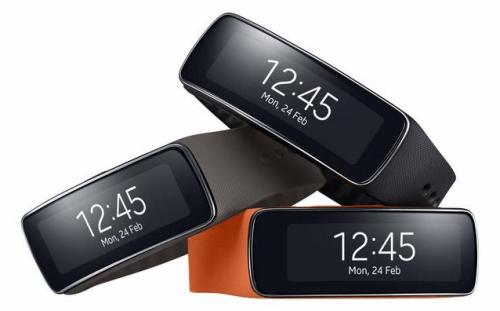 Samsung Gear Fit拿下 2014 MWC最佳新行動裝置 大獎