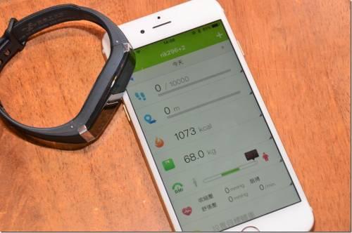 智慧手環結合悠遊卡 GOLiFE Care X 讓支付更便利