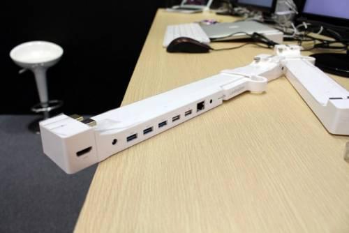用 MacBook 還在那邊接來接去嗎?LandingZone Dock 一次聰明解決