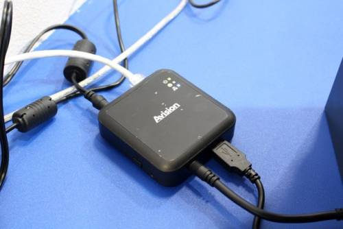 讓你的掃瞄器變成無線裝置吧!Avision MiBox 無線轉接盒