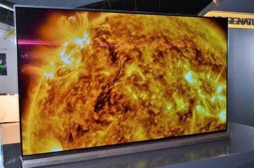 高動態對比 HDR 技術搶市 OLED 電視完美演示
