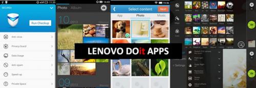 聯想 Lenovo於MWC推出DOit系列軟體
