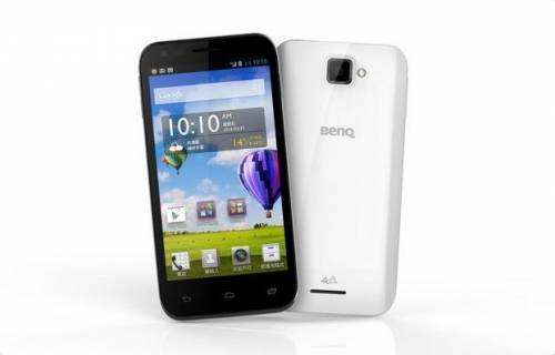 BenQ F4 4G LTE 智慧型手機 流暢影像隨手玩樂