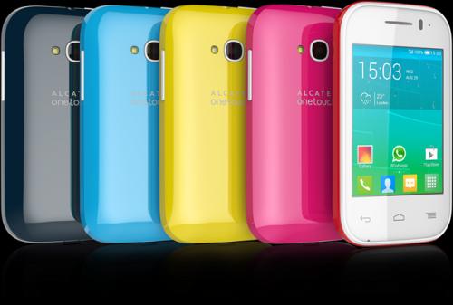 2.8吋小手機 Alcatel Onetouch Pop Fit為運動而生