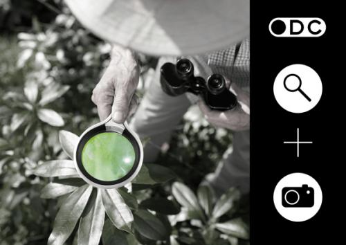 ODC Camera 老人專用微距相機 捕捉微小物體細節更容易